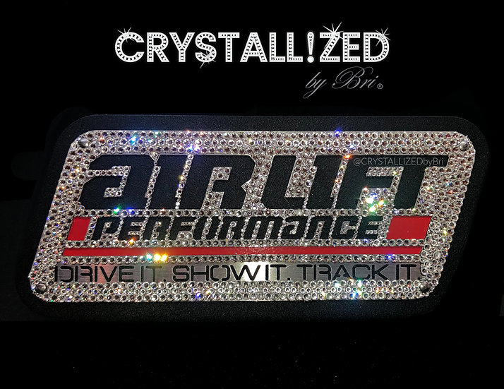 CRYSTALL!ZED Air Lift Performance Wheel Stand