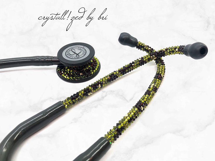 Camo CRYSTALL!ZED Stethoscope - Littmann