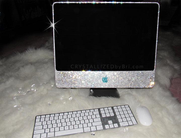 CRYSTALLIZED iMac Desktop Computer