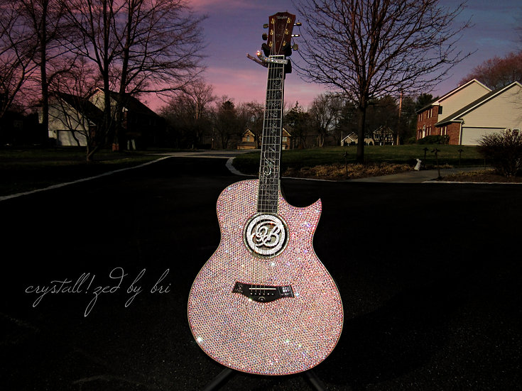 CRYSTALL!ZED Guitar
