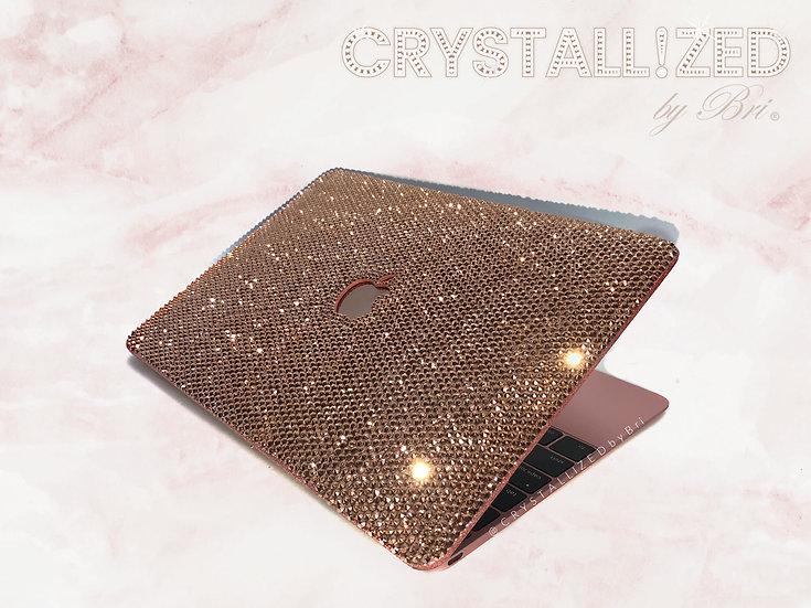 "CRYSTALLIZED Mac Laptop Case - 12"""