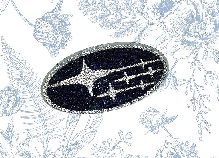 CRYSTALL!ZED Subaru Emblem
