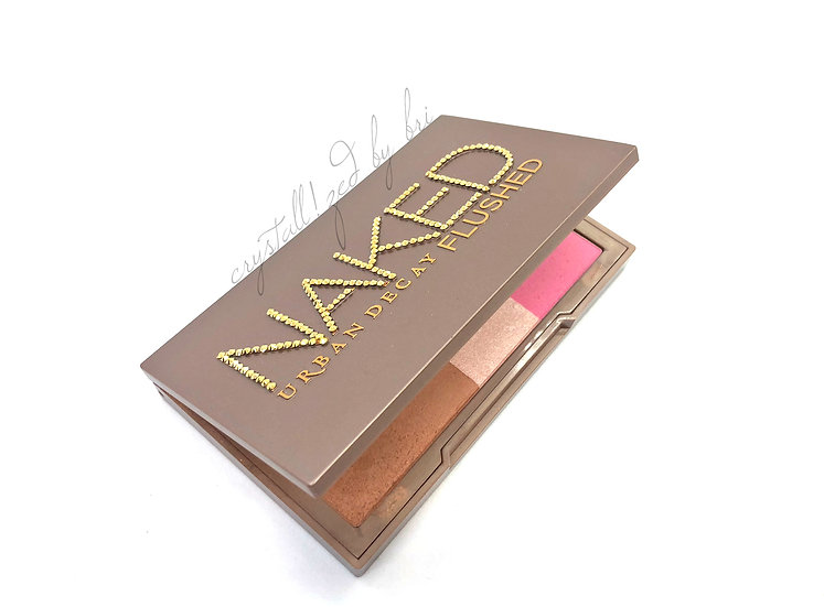 Urban Decay CRYSTALLIZED Contouring Palette - Naked Flushed