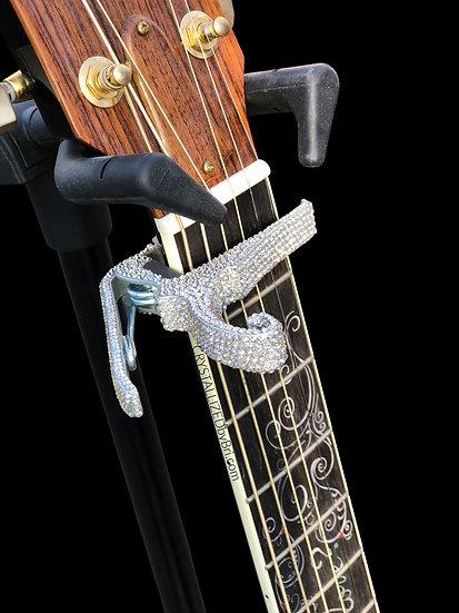 CRYSTALL!ZED Guitar Capo