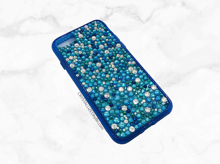 Fully CRYSTALLIZED iPhone Bumper Case - Mix