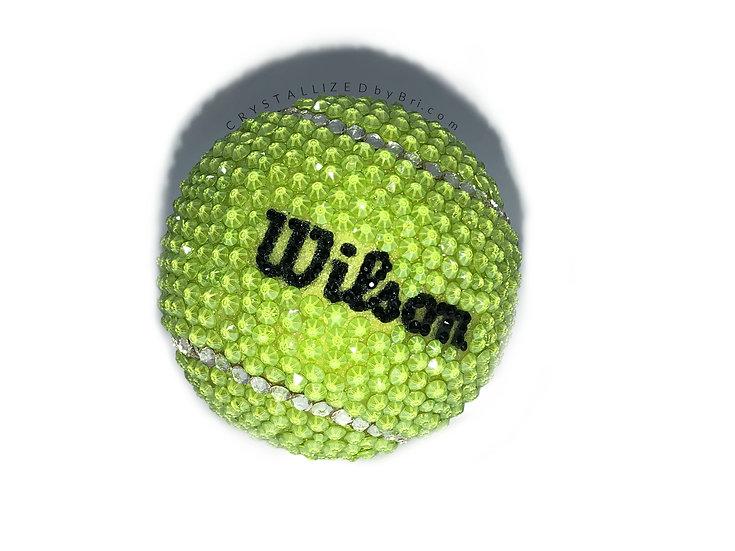 CRYSTALLIZED Full Size Tennis Ball