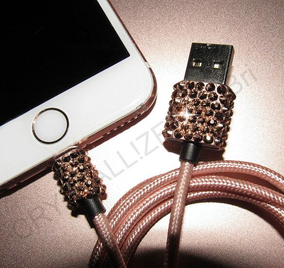 CRYSTALLIZED USB Cord - iPhone