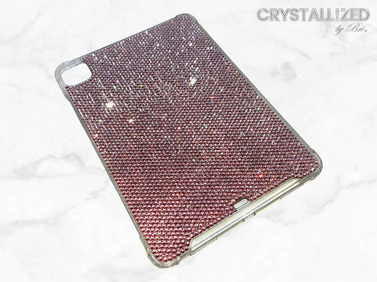 CRYSTALLIZED iPad Case - Solid Color