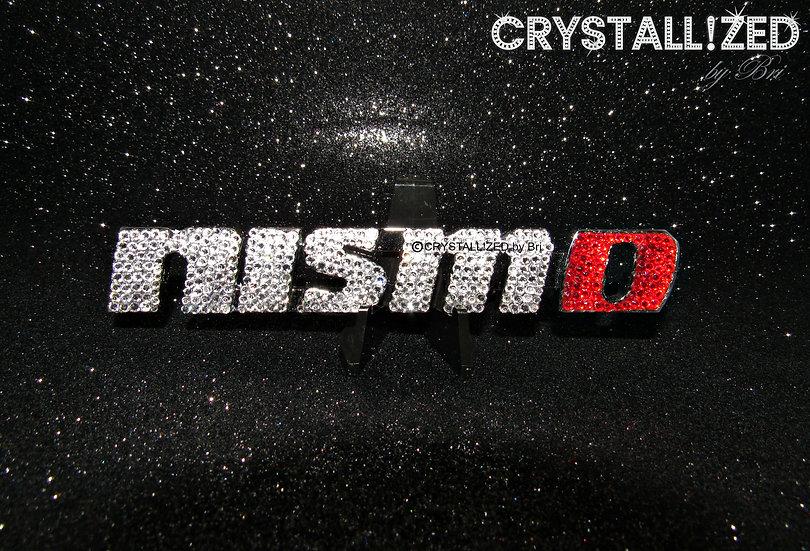 CRYSTALL!ZED Nismo Car Emblem