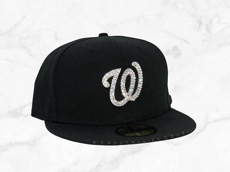 CRYSTALLIZED Hat - Washington Nationals