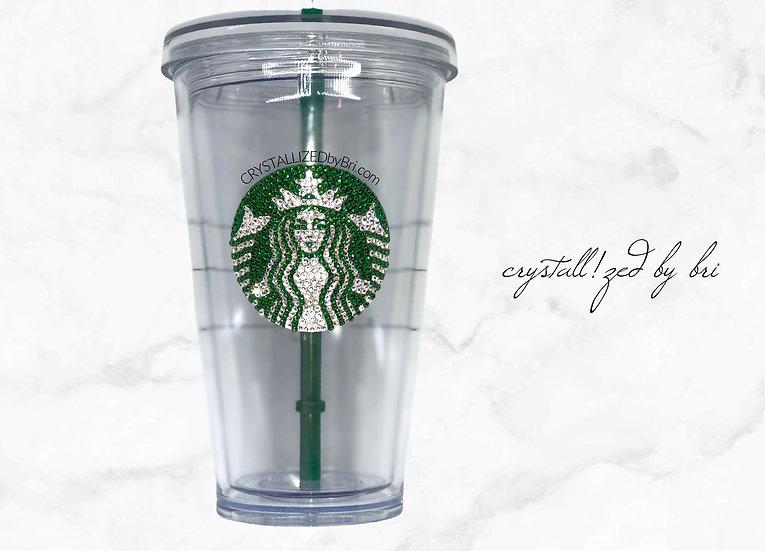 CRYSTALLIZED Starbucks Tumbler - 24oz Venti