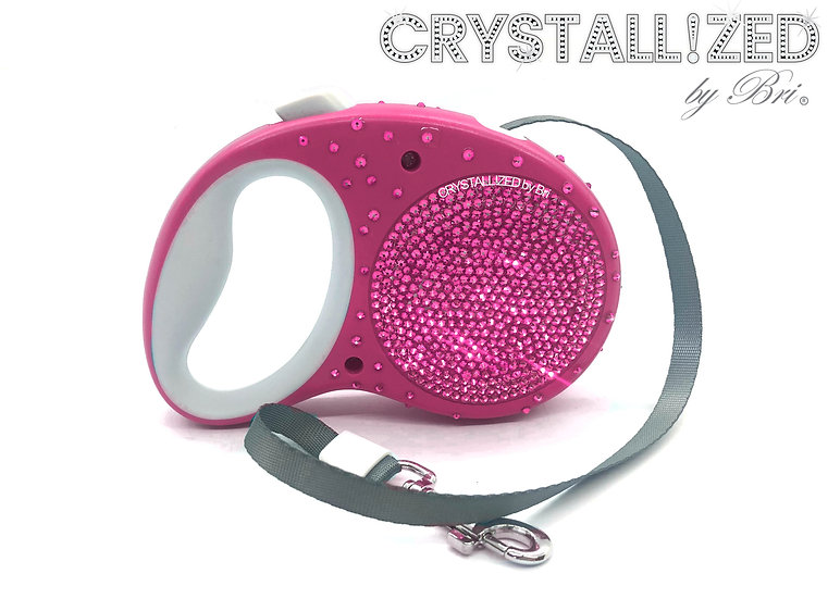CRYSTALL!ZED Dog Leash