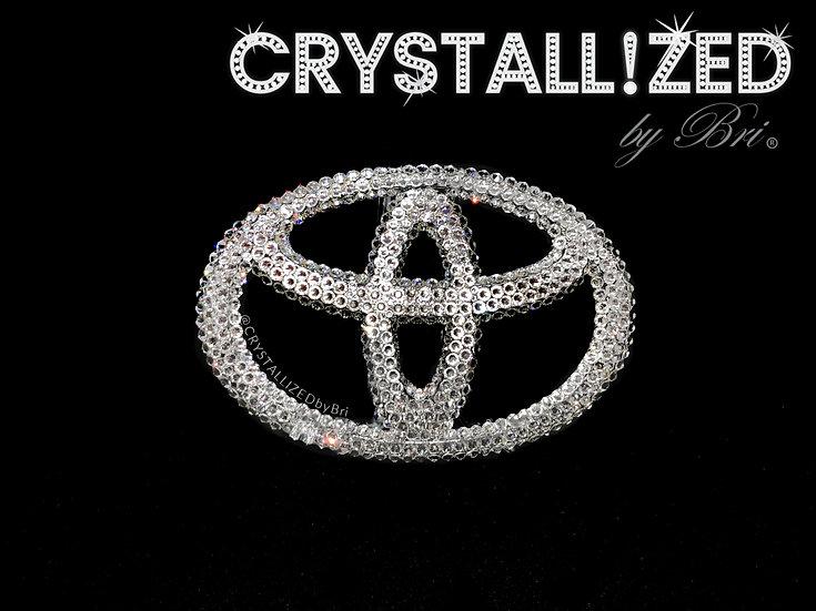 CRYSTALL!ZED Toyota Emblem