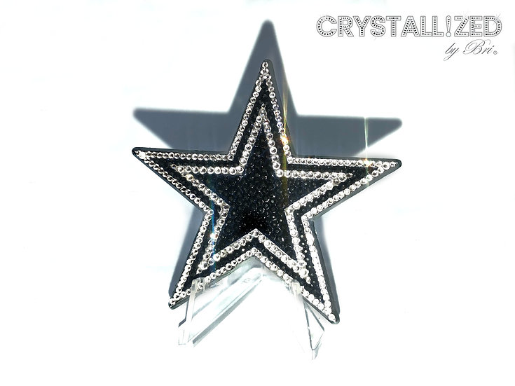 CRYSTALL!ZED 3D Adhesive Emblem - Dallas Cowboys