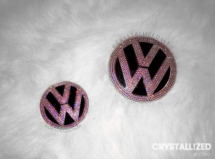 CRYSTALL!ZED VW Emblem - Any Size