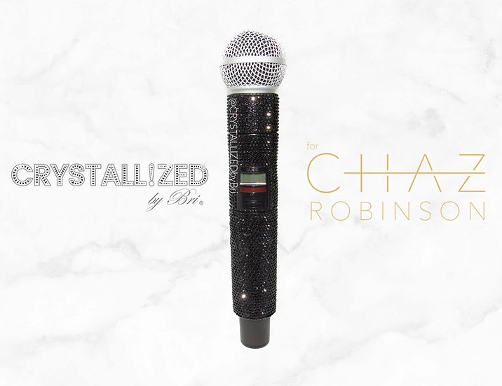 CRYSTALL!ZED Microphone