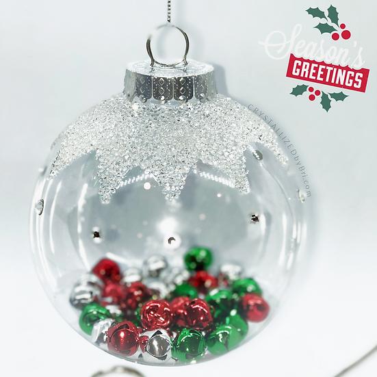 CRYSTALL!ZED Christmas Ball - Jingle Bells