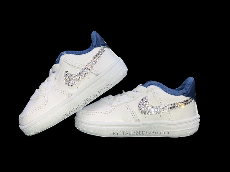 CRYSTALLIZED Baby Nike's