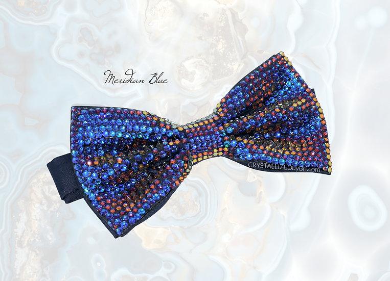 CRYSTALLIZED Bow Tie - Full Bling