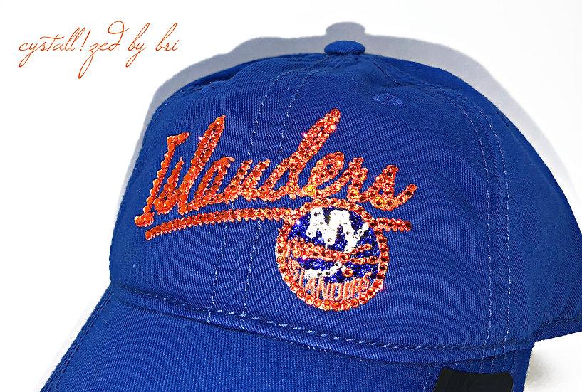 CRYSTALLIZED Hat - New York Islanders