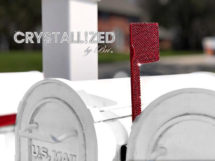 CRYSTALL!ZED Mailbox Flag