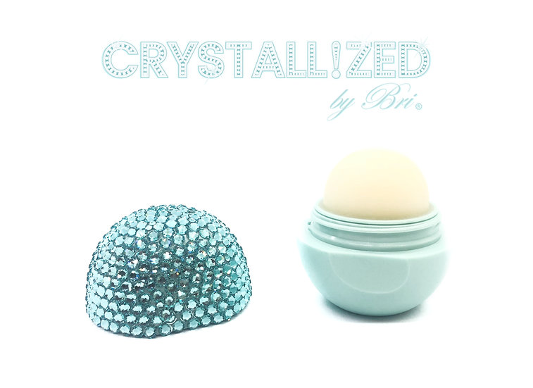 CRYSTALLIZED EOS Lip Balm - Lid Only