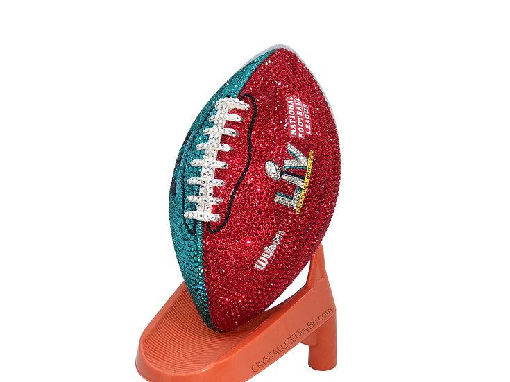 Swarovski CRYSTALLIZED Football - Mini