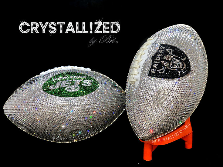 CRYSTALLIZED Football - Full Size
