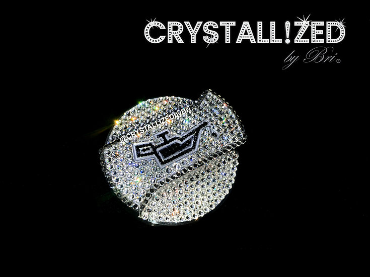 CRYSTALLIZED Engine Cap - Oil