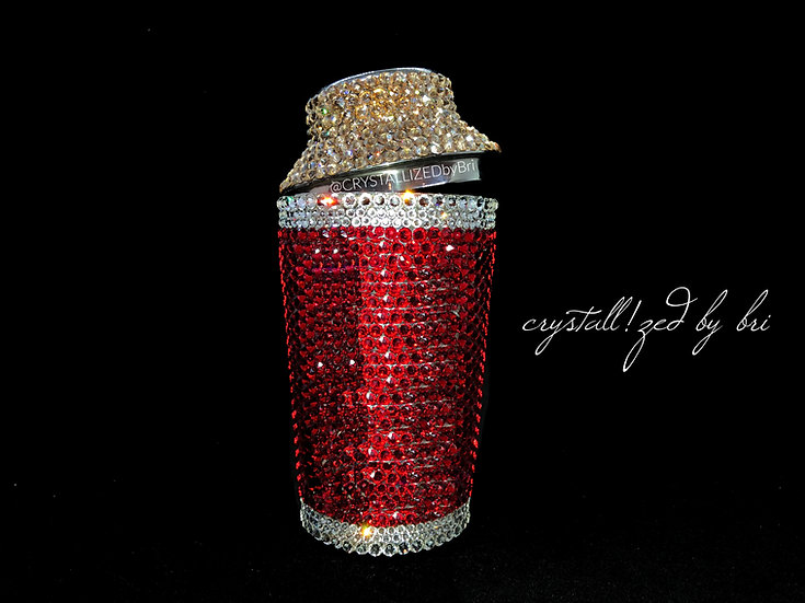 CRYSTALL!ZED Cocktail Shaker - 16oz