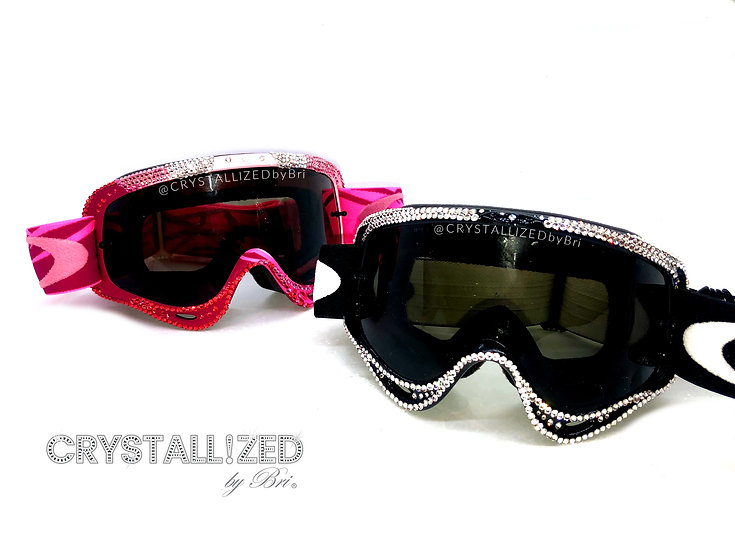 CRYSTALL!ZED Goggles