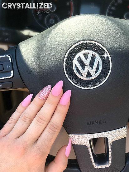 Custom CRYSTALL!ZED Steering Wheel