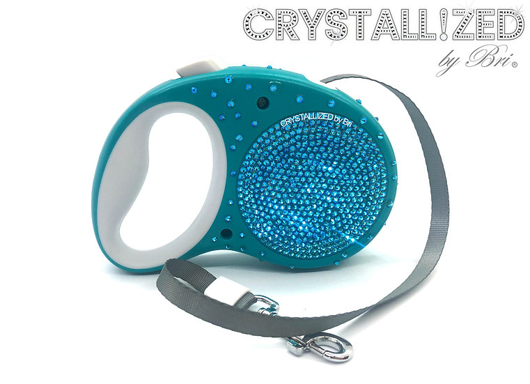CRYSTALL!ZED Dog Leash