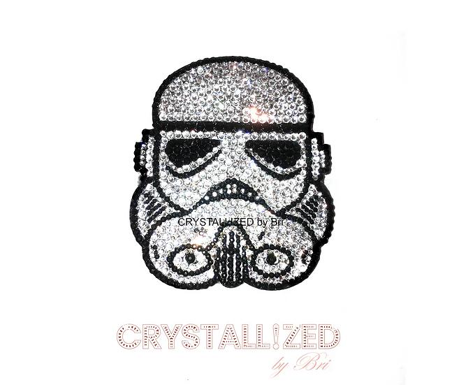 CRYSTALL!ZED Star Wars Stormtrooper Emblem