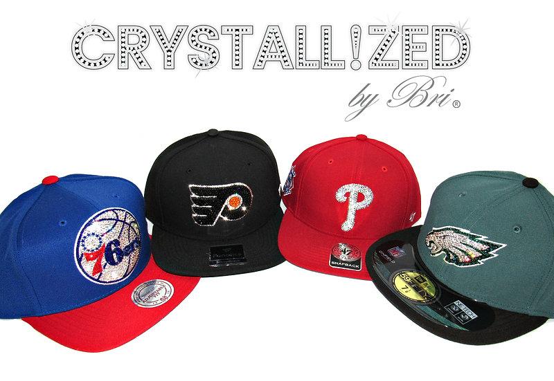 CRYSTALLIZED Baseball Cap - Any Team