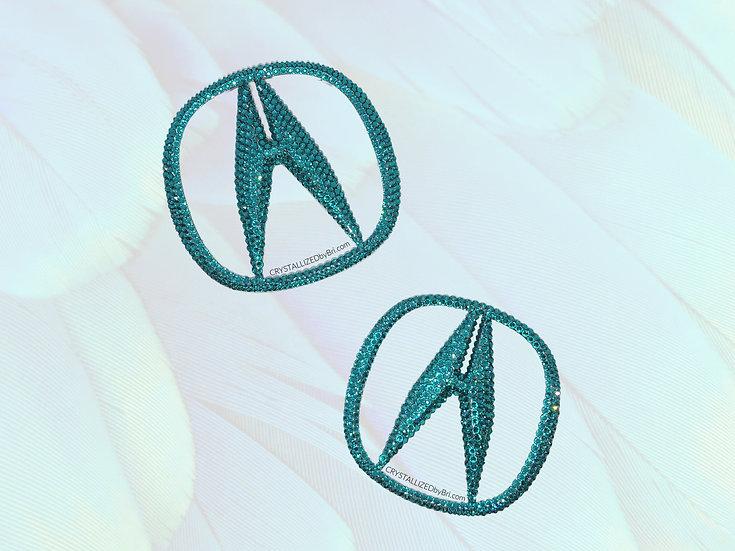 CRYSTALL!ZED Acura Emblem - Any Size