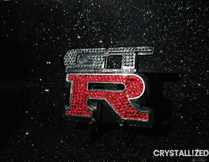 CRYSTALL!ZED 3D Adhesive Emblem - Nissan GTR