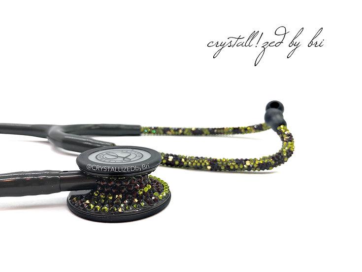 Camo CRYSTALL!ZED Stethoscope - MDF