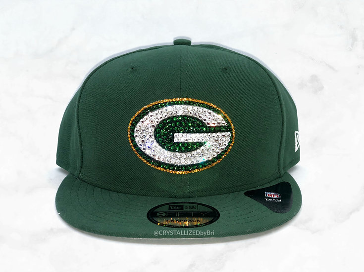CRYSTALLIZED Hat - Green Bay Packers