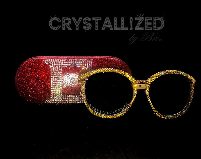 CRYSTALL!ZED Sunglasses