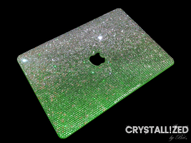"""Ombre CRYSTALLIZED Mac Laptop Case - 15"""""""