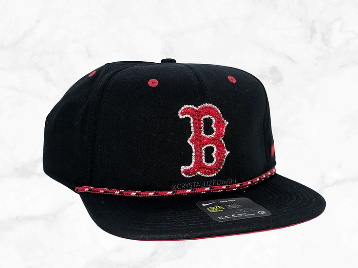 CRYSTALLIZED Hat - Boston Red Sox