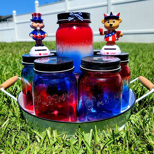 LIMITED EDITION Patriotic Collection Candles