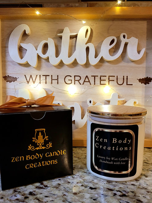 Luxury Gold Collection Candles