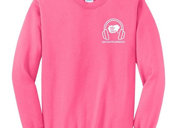 Boss Ladies and Babies Podcast Sweatshirt