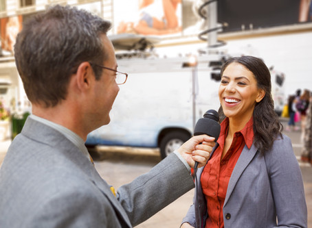 POSITION YOURSELF TO SHINE IN A MEDIA INTERVIEW