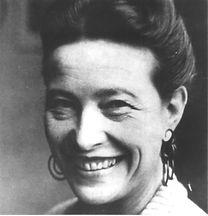 Simone de Beauvoir parole de femme