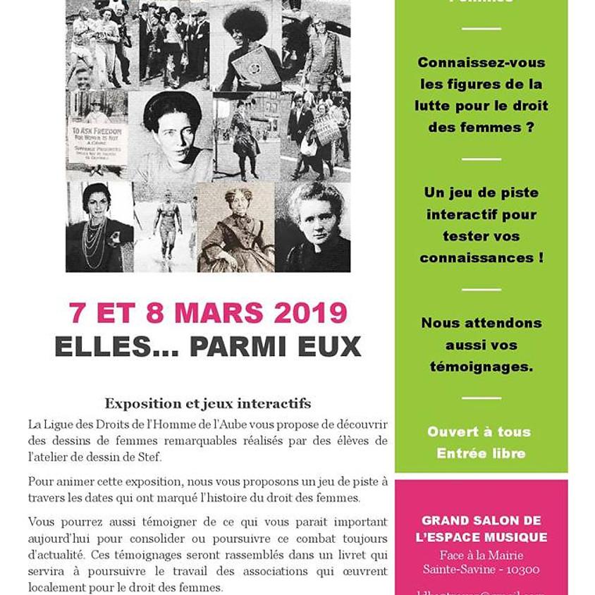 JOURNÉE INTERNATIONALE DES DROITS DE LA FEMMES
