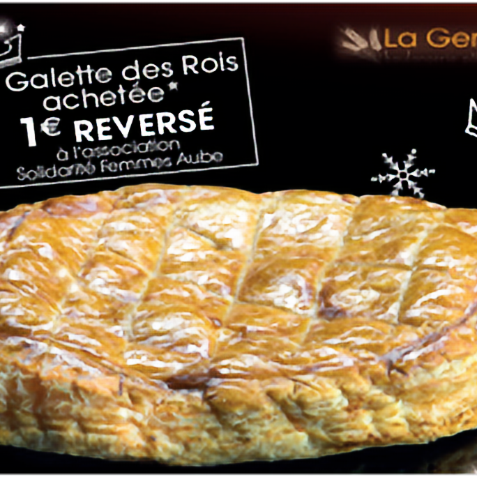 Galette solidaire