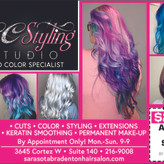 Get Your Color On at CC Styling Studio